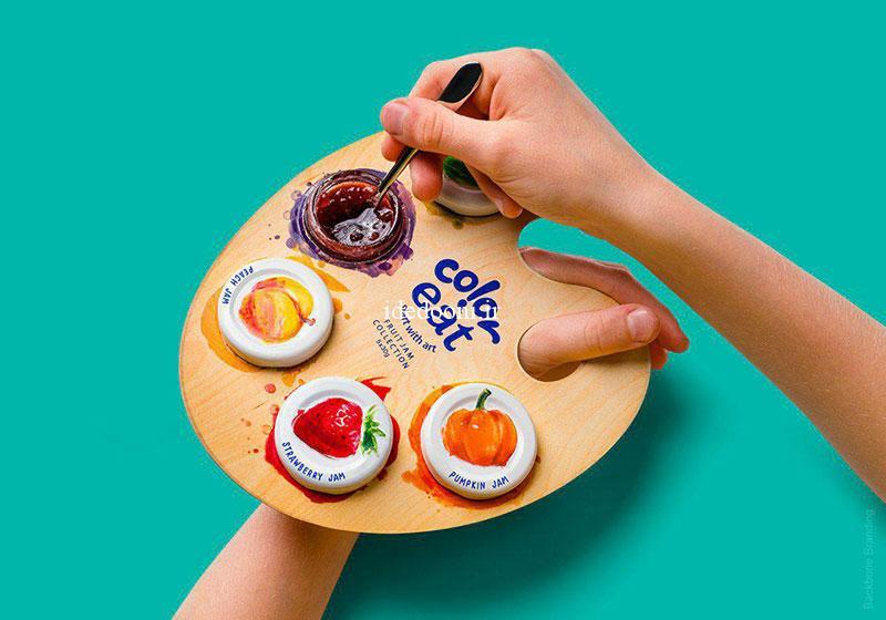 ایده خلاقانه بسته بندی صبحانه کودک